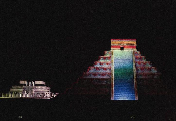 El espectáculo 'Noches de Kukulcán', que ha sido presenciado por más de 45 mil personas, pronto tendrá un costo. (SIPSE)