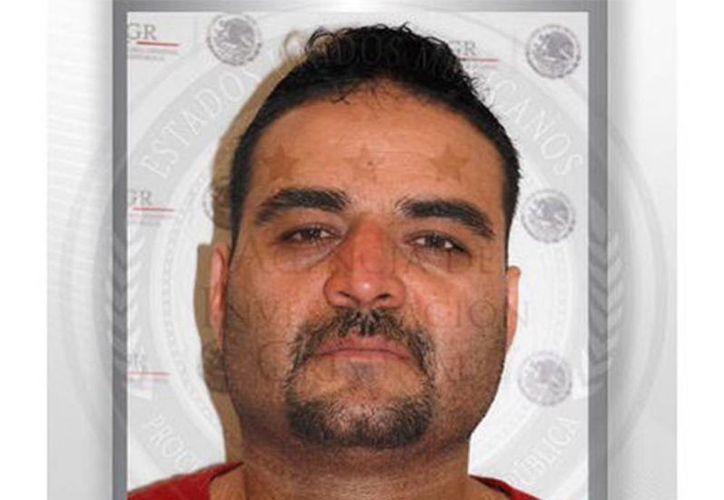 """""""El Chuyín"""" fue detenido el pasado 17 de abril por elementos del ejército y de la Policía Federal en Villa Ahumada, Chihuahua. (Excelsior)"""