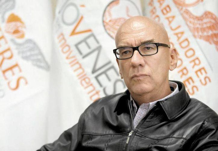Dante Delgado calculó que 'el polo progresista' puede ganar entre 50 y 60 diputaciones. (Milenio Novedades)