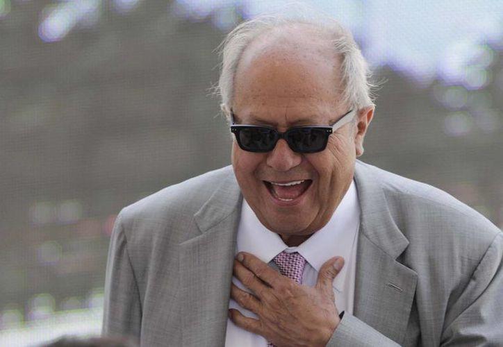 Carlos Romero Deschamps durante décadas ha sido criticado en los medios mexicanos por la vida ostentosa que presume.  (ejecentral.com.mx)