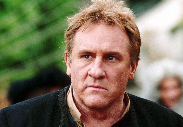 El gobierno de Ucrania prohibió a toda la nación consumir películas del actor y director de cine francés Gérard Depardieu debido a unas declaraciones hechas en festival de cine en Letonia. (Notimex)
