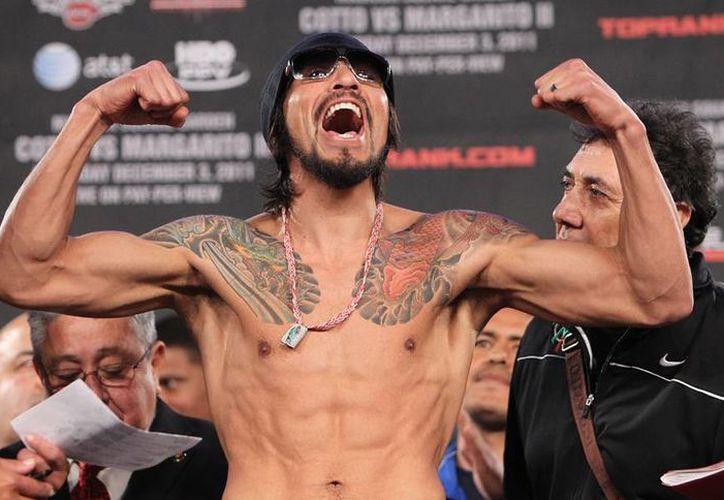 Antonio Margarito dijo que ante Ramón Álvarez será una gran pelea y que el público será el ganador. (Foto de archivo)
