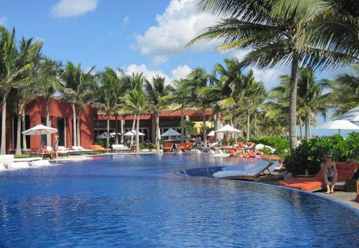 Ofrecen hoteles de lujo privacidad y exclusividad. (Redacción/SIPSE)