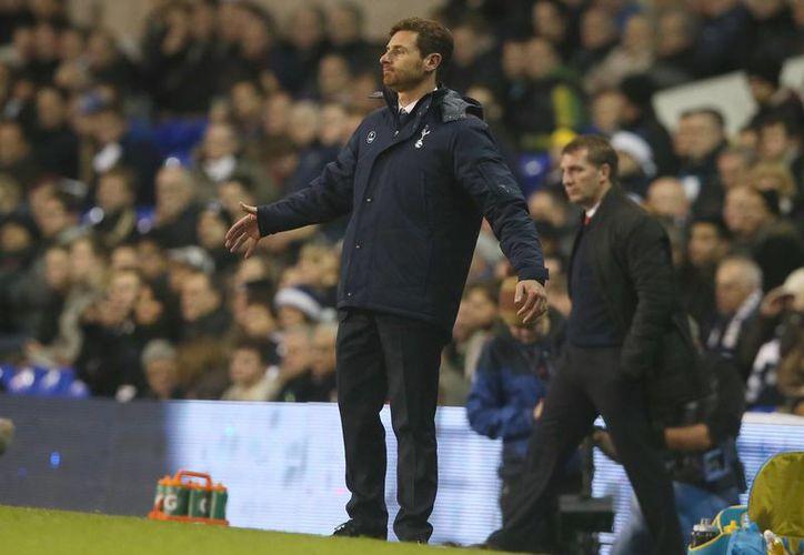 Dos recientes goleadas ante el Liverpool y Manchester City pesaron para el despido de André Villas Boas del banquillo del Tottenham. (Agencias)