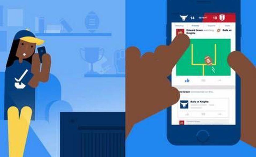 Actualmente la app solo se encuentra disponible en EU, pero se espera que en las próximas semanas esté lista para usar en diferentes países. (Foto: Facebook)