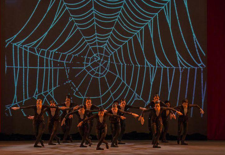 """Presentarán la muestra coreográfica """"Araña"""", de la maestra Lis Ríos. (Faride Cetina/SIPSE)"""