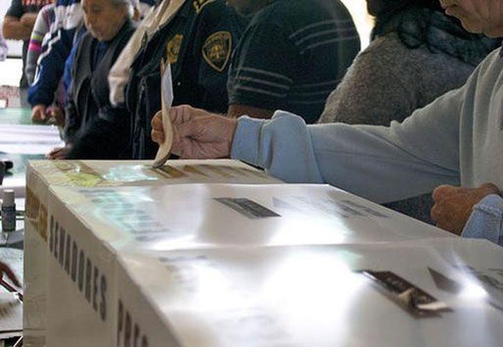 Se alertó sobre el interés de dañar la credibilidad en el órgano electoral y en el procedimiento de recepción de los paquetes electorales. (Foto: Periódico Zócalo).