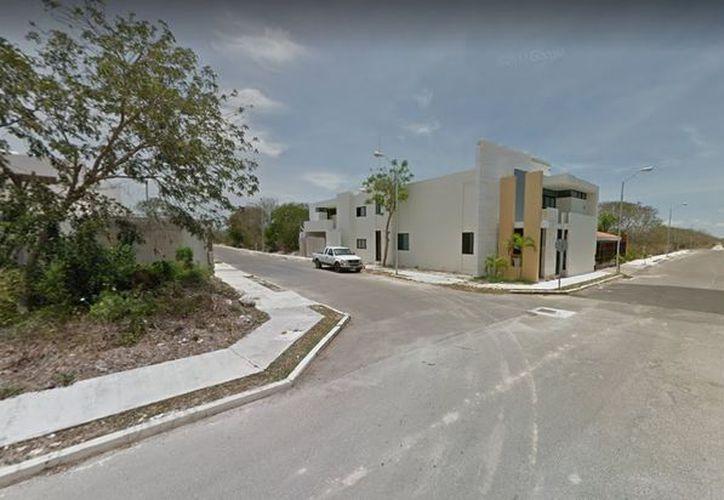 El saqueo se presentó en una vivienda del fraccionamiento Real Montejo en el norponiente de la ciudad. (Google)