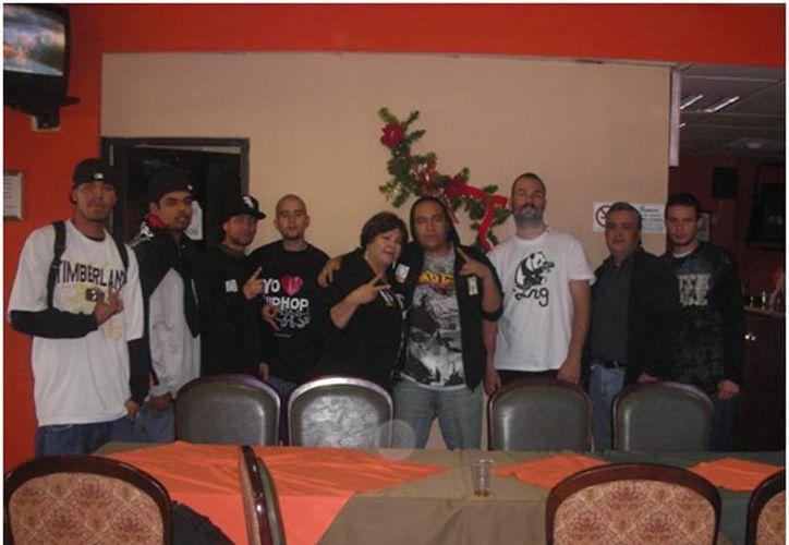 'Mamá Chola' es jefa del Departamento de Participación Ciudadana y Prevención del Delito en Sonora. (myspace.com)