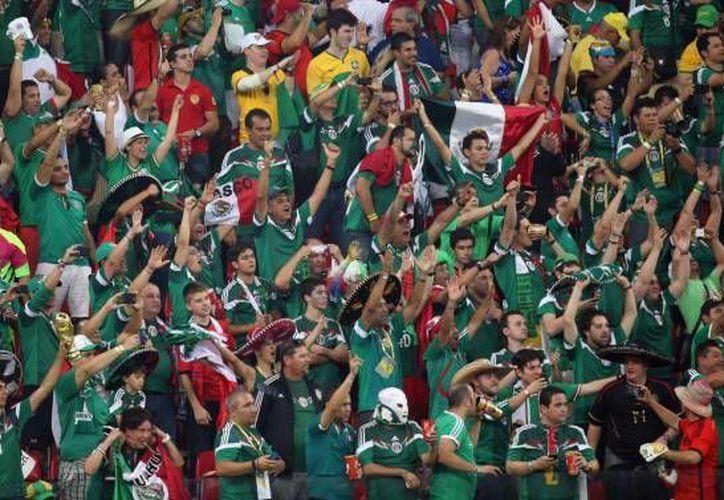 Los funcionarios mexicanos detenidos en Brasil pensaban ver jugar al Tri, pero terminaron presos. (Notimex/Foto de contexto)
