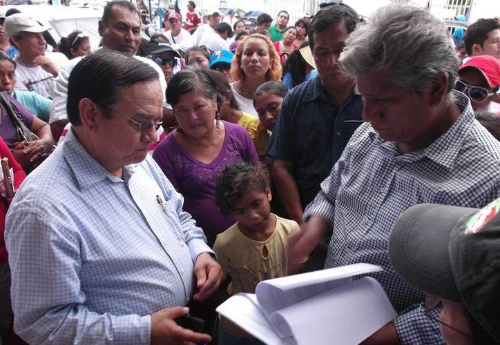 Los recursos federales destinados para estas acciones equivalen a ocho millones 199 mil 850 pesos. (Edgardo Rodríguez/SIPSE)