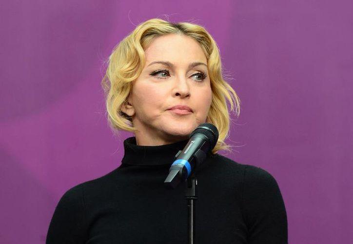 Esta fue la segunda vez que Madonna fue llamada y excusada para ser jurado en un juicio. (AP)