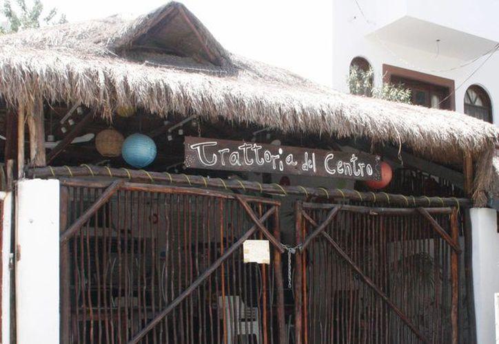 El restaurante no presentó ningún documento sanitario. (Octavio Martínez/SIPSE)