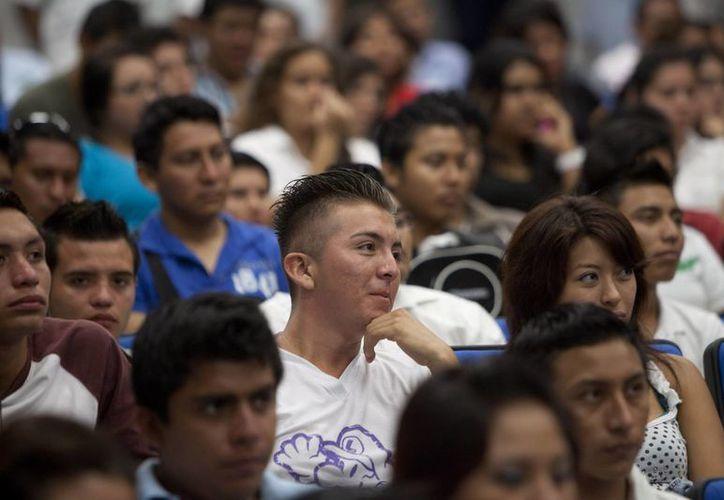Los interesados deberán llenar la solicitud de registro antes del 10 de marzo en el portal www.unadmexico.mx para formalizar su inscripción. (Tomás Álvarez/SIPSE)