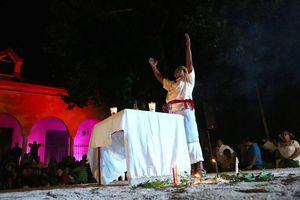 El Paseo de las Ánimas, tradición y simbolismo de Mérida
