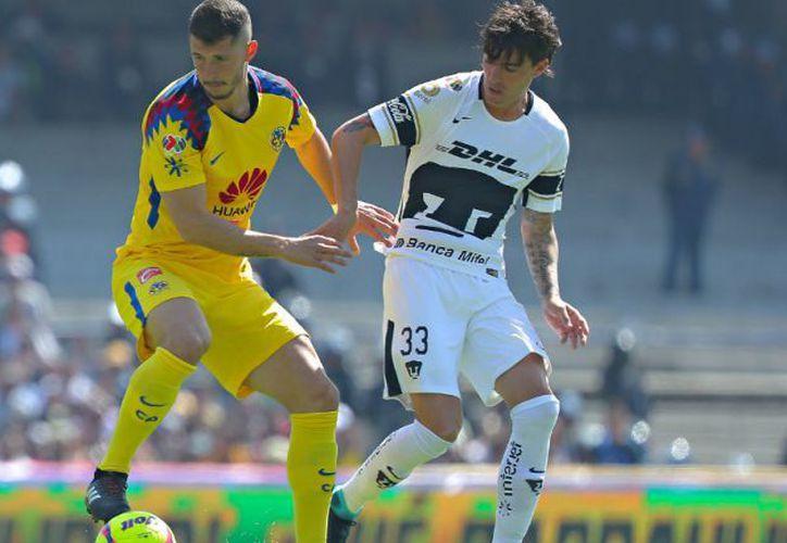 Pumas y América jugarán los cuartos de final del torneo Clausura. (record.com)