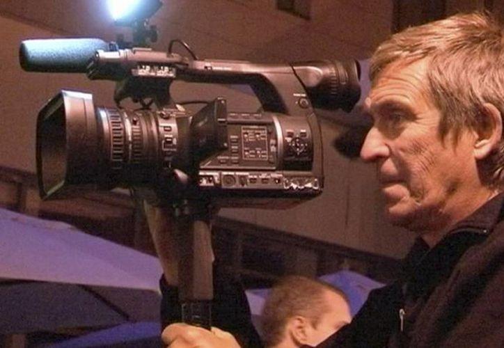 Anatoly Klyan era uno de los camarógrafos más veteranos del Canal Uno ruso. (Agencias)
