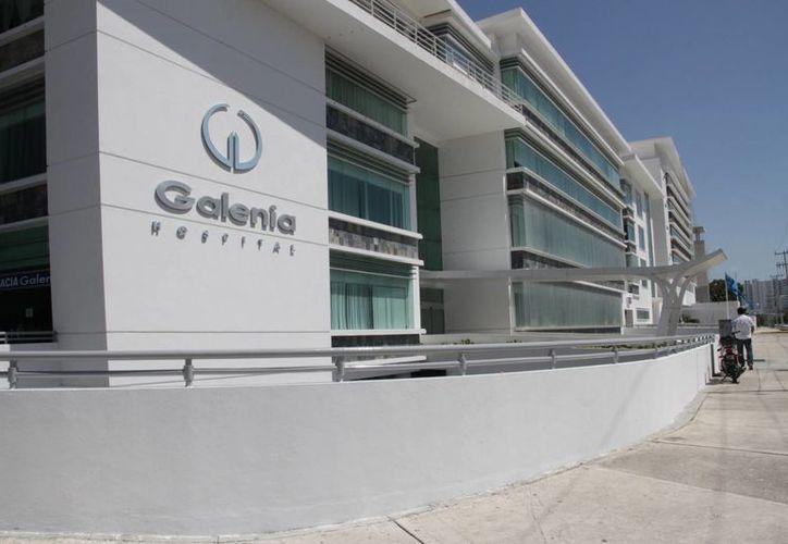 El Hospital Galenia beneficiará a los futuros médicos. (Tomás Álvarez/SIPSE)