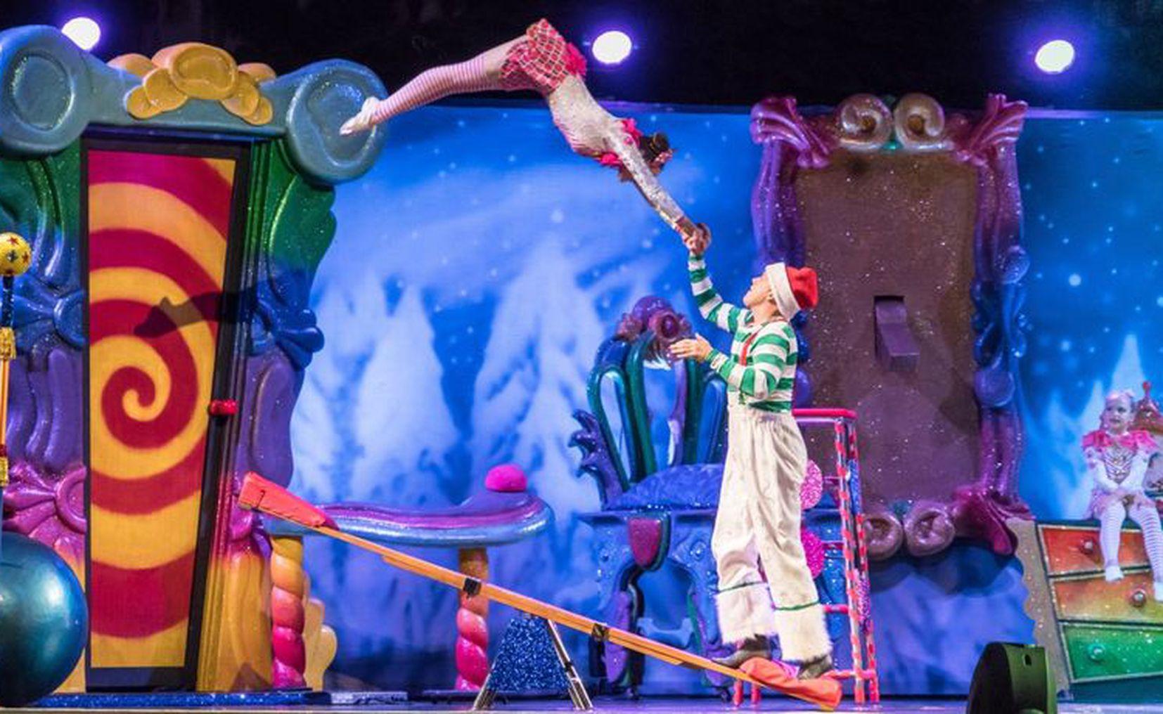 Cirque du Soleil solicita protección por bancarrota ante cancelación de shows