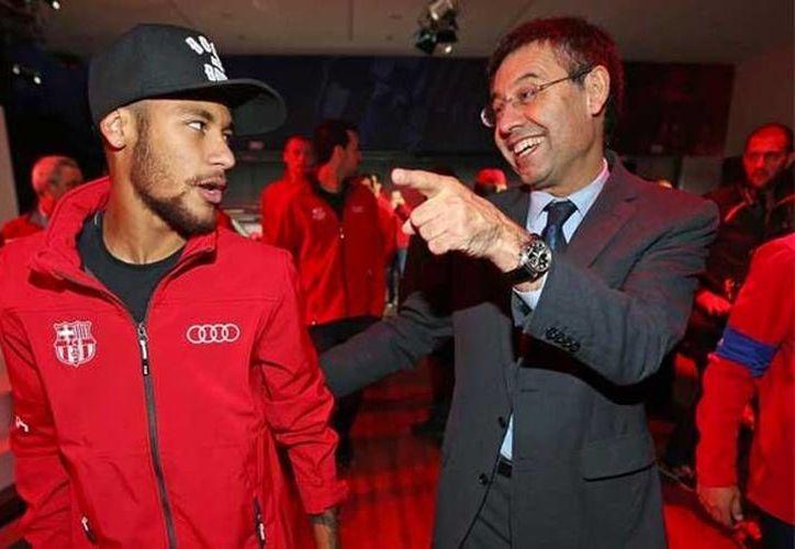 La pena exigida para Bartomeu es de dos años de cárcel y una multa por casi cuatro millones de euros. (Foto: Sports.es)