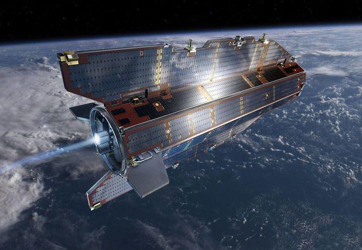 Tras concluir su misión espacial, el <i>Ferrari del Espacio</i>, como se conoce al satélite Goce, se destruirá al reingresar a la tierra. (esa.int)