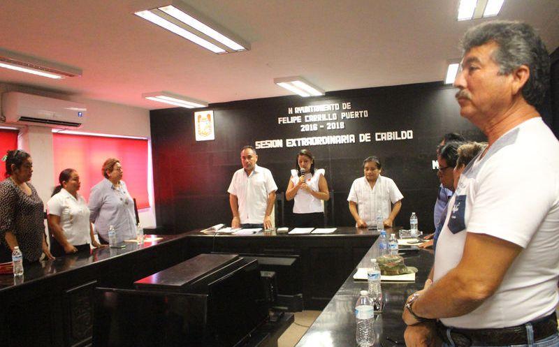 Paoly Perera Maldonado expuso que para ella es muy importante cumplir con los lineamientos electorales. (José Chi/SIPSE)