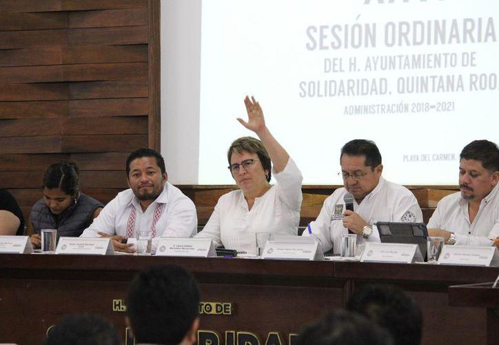 El gobierno de Laura Beristáin ha incrementado la deuda hasta llegar a los mil 137.6 millones de pesos. (Octavio Martínez/SIPSE)