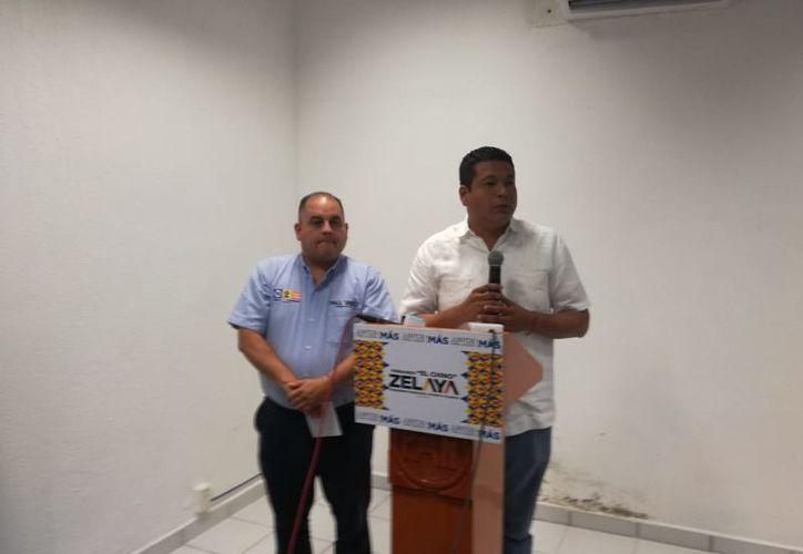 Fernando Zelaya Espinoza indicó que volverá a asumir sus funciones en la XV Legislatura del Congreso. (Joel Zamora/SIPSE)