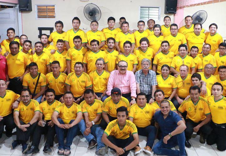 Jorge Carlos Ramírez Marín afirmó que afirmó que es imprescindible que el deporte no sea visto solo como un mero entretenimiento, sino también como una estrategia de seguridad. (SIPSE)