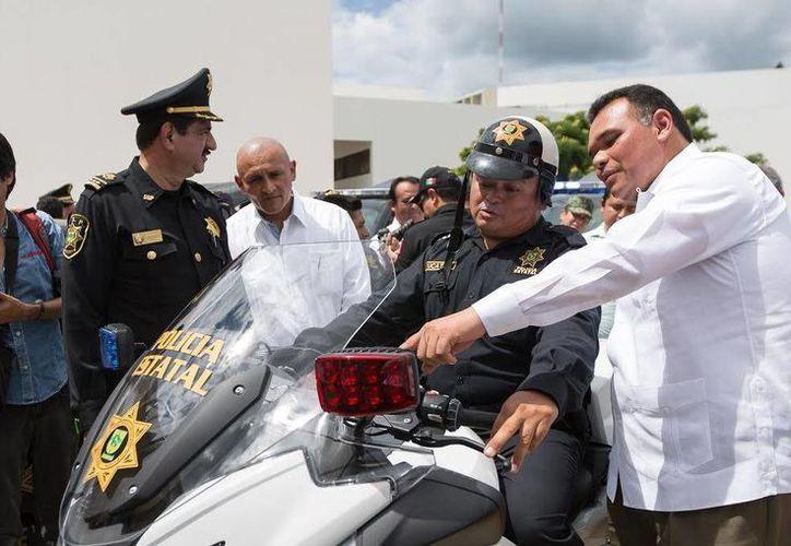 El gobernador Rolando Zapata tiene dos eventos programados para este jueves, uno en el Hotel Hyatt, sobre Derechos Humanos, y otro en el Centro Siglo XXI, sobre Protección Civil. (SIPSE)