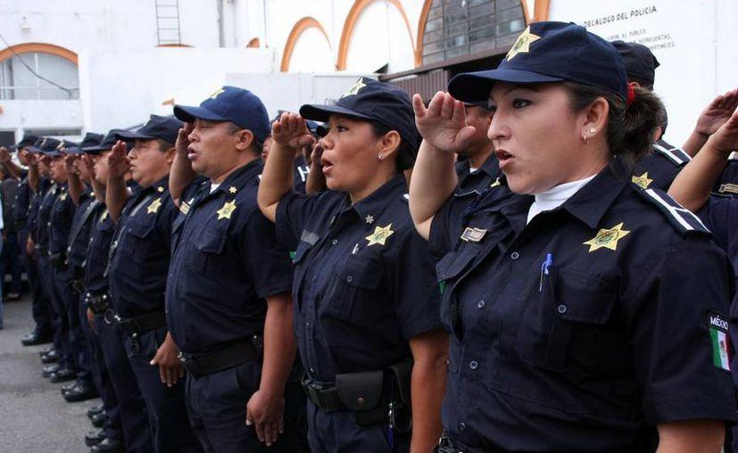 Los policías irán conociendo cuáles son los derechos que se les permiten a los enjuiciados para que no cometan ningún atropello. (SIPSE)