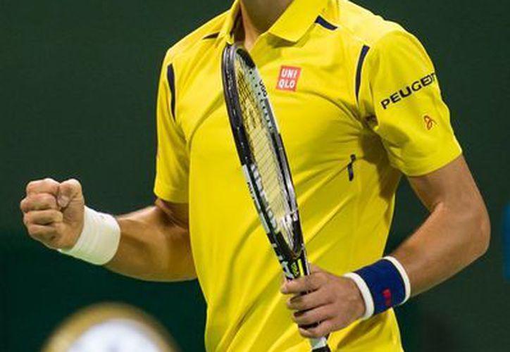 Novak Djokovic ganó el torneo de tenis de Qatar: deblegó a Rafael Nadal en apenas 2 sets. (AP)