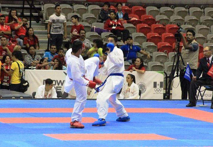 Es necesario reestructurar el karate quintanarroense. (Raúl Caballero/SIPSE)