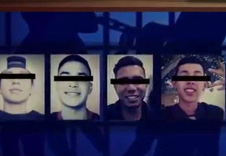 Los sospechosos fueron vinculados a proceso penal por los delitos de narcomenudeo y corrupción de menores. (Exclesior)