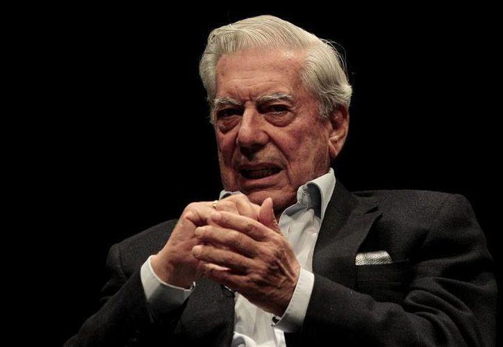 """No es la primera vez que una obra de Vargas Llosa es llevada a la pantalla: """"Pantaleón y las visitadoras"""" fue adaptada al cine en 1975 y """"La fiesta del Chivo"""", lo fue en 2006. (Notimex)"""