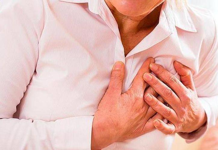 El corazón roto o literalmente dañado pueden ser las consecuencias de un divorcio, según especialistas. (Milenio Novedades)