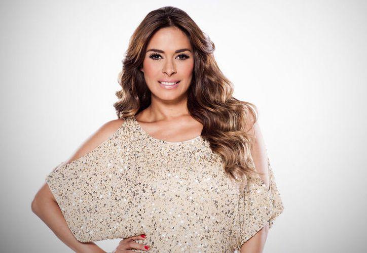 Galilea Montijo no ha perdido la oportunidad de convivir de cerca con sus fans. (Contexto/Internet).