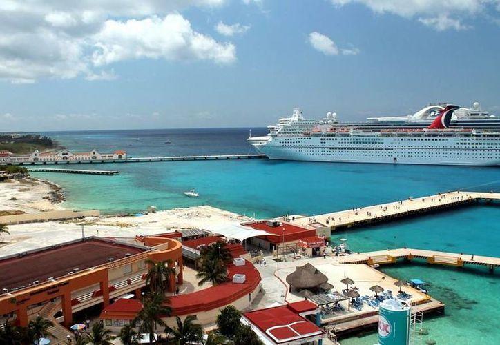 Del lunes 23 al domingo 29 de marzo del 2015, se esperan 33 cruceros a las costas de Quintana Roo. (Redacción/SIPSE)