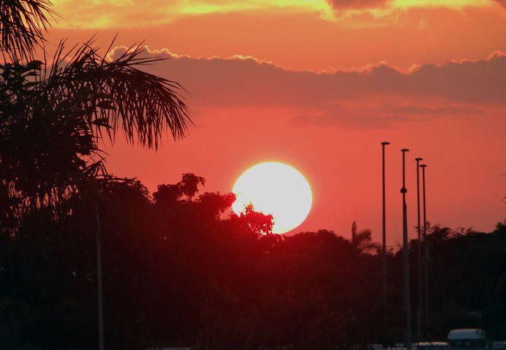 De acuerdo con la Conagua, marzo tendrá menos lluvia que el promedio, en la mayor parte del país, incluida la Península de Yucatán. La imagen está utilizada sólo con fines ilustrativos. (Eduardo Vargas/SIPSE)