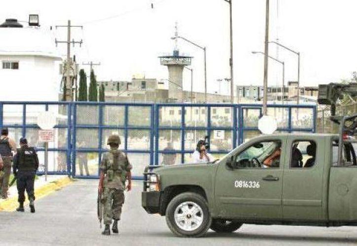 Fuerzas federales implementaron fuerte dispositivo de seguridad. (Archivo/SIPSE)