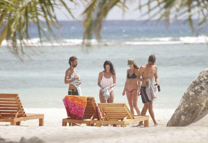 Quintana Roo es uno de los destinos favoritos de los estadounidenses. (Foto: Eddy Bonilla)