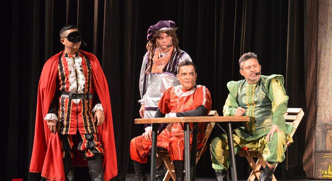 El Tenorio llegó al Teatro de Cancún