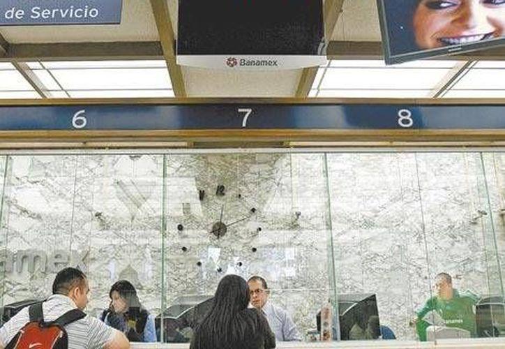 Se pretende tener bancos más eficaces para facilitar el trabajo de la Secretaría de Hacienda. (Milenio)