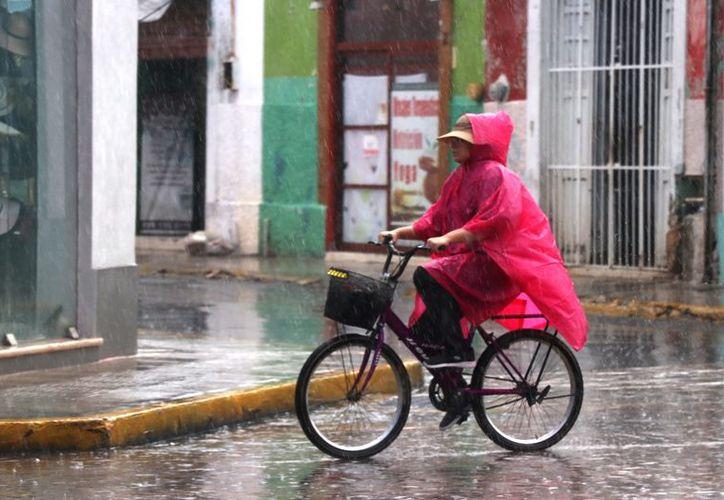 Para este viernes se prevé lloviznas en el norte-centro, y sur de Yucatán. (Daniel Sandoval)