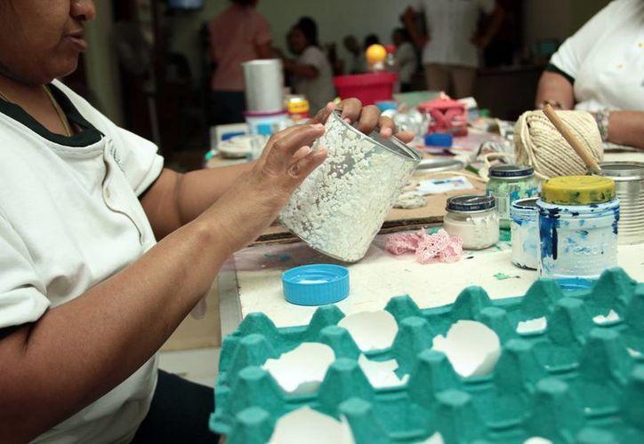 El Aypadem realiza programas de apoyo a personas con discapacidad. (Milenio Novedades)