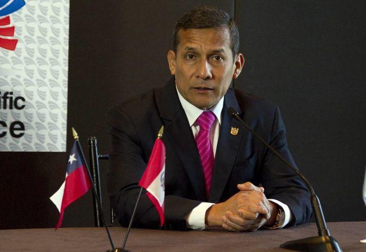 Las declaraciones del presidente de Perú, Ollanta Humala, han propiciado que se cancele un diálogo político. (EFE/Archivo)