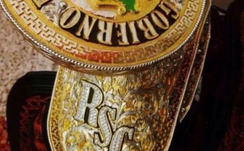 Gobernador de Nayarit se compra silla de montar de oro