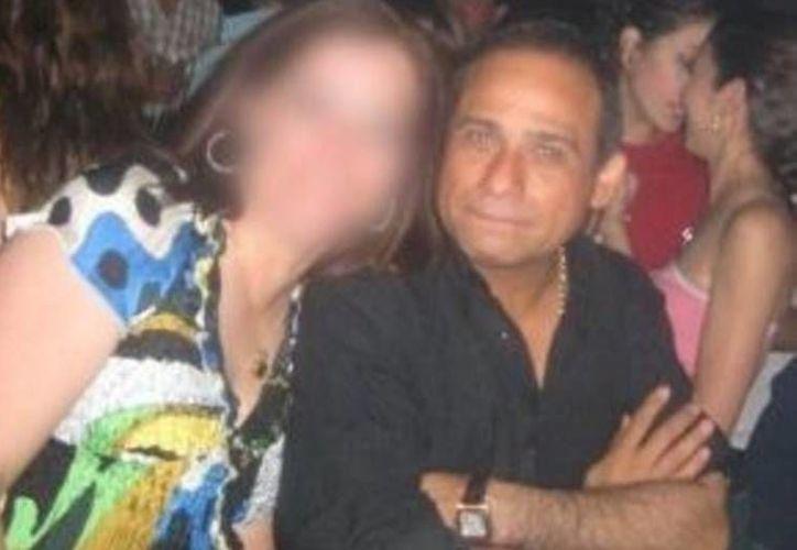 Juan Manuel Muñoz Luévano, el 'Mono Muñoz', fue detenido el 18 de marzo de 2016  en Madrid. (proceso.com.mx)