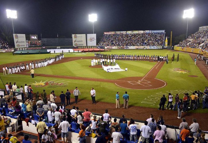 Garantizan la permanencia del béisbol profesional en la entidad. (Ángel Villegas/SIPSE)
