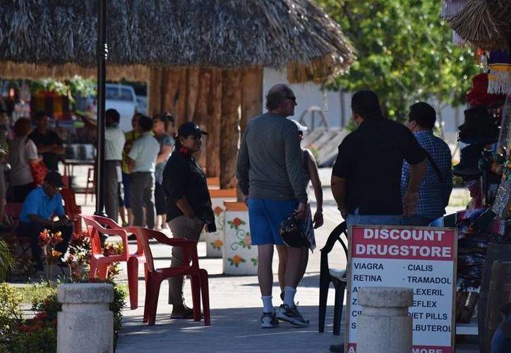 Ejidatarios pretenden cobrar hasta dos dólares por el acceso a El Cedral. (Foto: Gustavo Villegas)